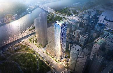 부산 센텀 맨 앞자리 오션뷰 생활형숙박시설 브리티지 센텀 분양