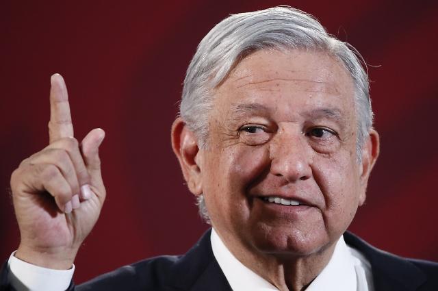 오브라도르 멕시코 대통령, 코로나19 확진...마스크 착용 기피 전력