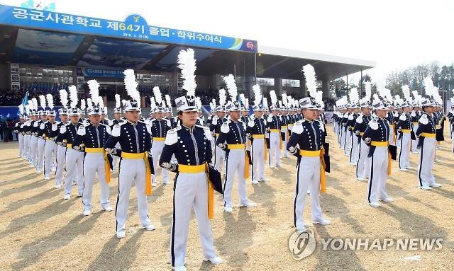 제대 군인, 육·해·공군사관학교 입학 길 열린다