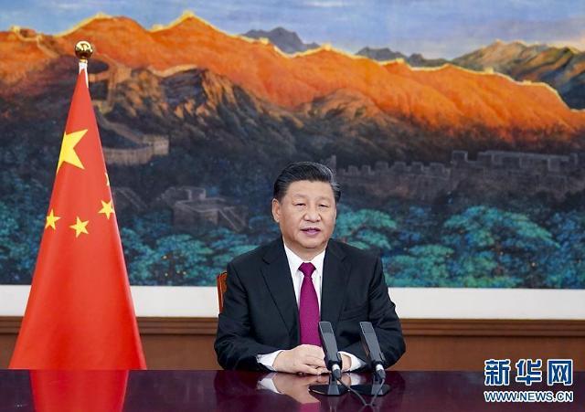 """시진핑 """"냉전적 사고가 대립을 초래.. 다자주의 유지해야"""""""