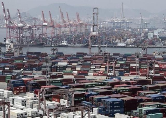 韩国经济时隔22年再现负增长 去年增速为-1%