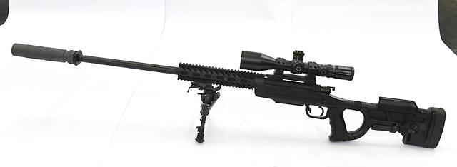 일반 보병도 100% 국내 기술 S&T모티브 K-14 저격용 소총 쏜다