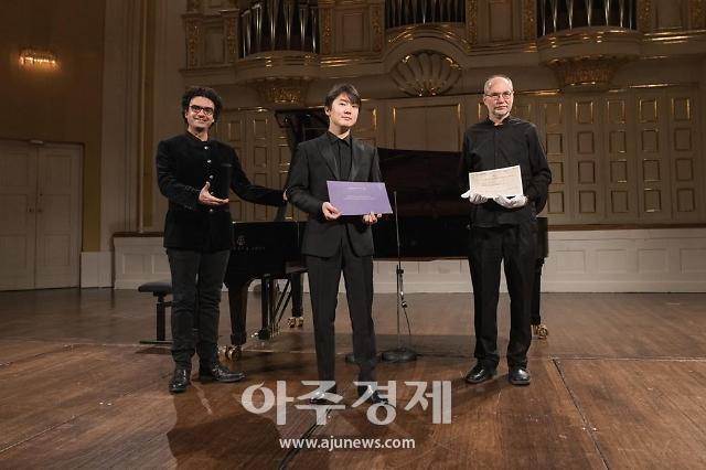 조성진, 모차르트 미공개 곡 초연… 29일 디지털 싱글 발매