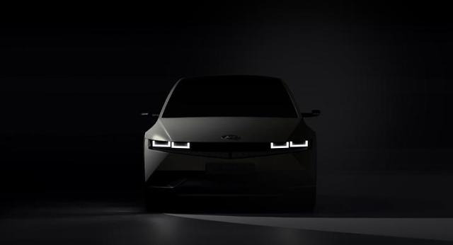 Hyundais IONIQ 5 electric vehicle to be released in Europe in late March