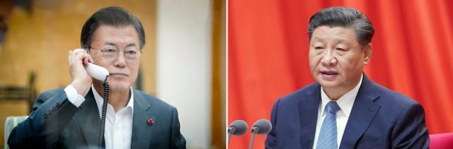 文 조기 방한 기대…習 남북-북미 대화 지지