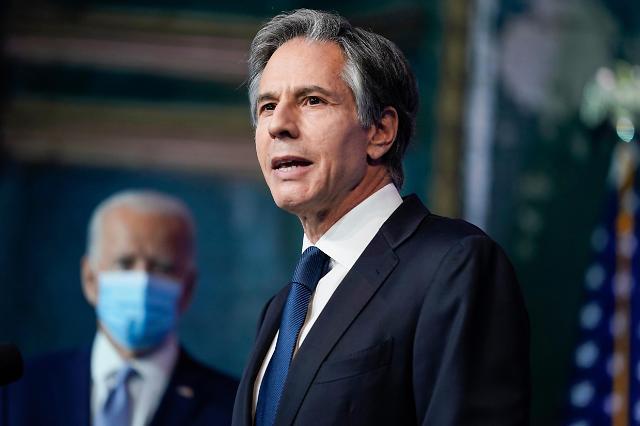 美상원, 블링컨 국무장관 승인...미국 우선주의 뒤집고 새 외교정책 시동