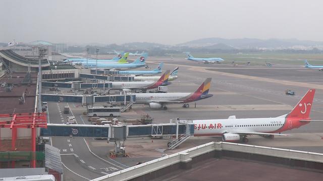 春节期间韩航司增开班次 为返乡过年提供便利