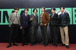.[FOCUS] BTS agency forges alliance with YG, Naver to promote K-pop thru integrated platform.