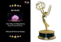 LG OLED TV、米「技術・工学エミー賞」受賞