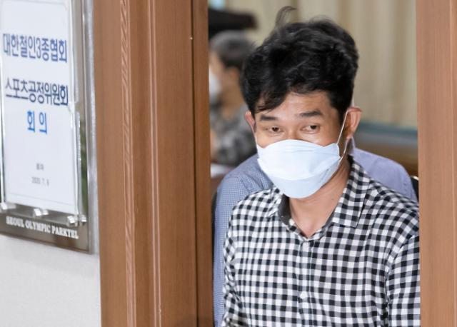 故 최숙현 가혹행위 김규봉 징역 7년·장윤정 징역 4년