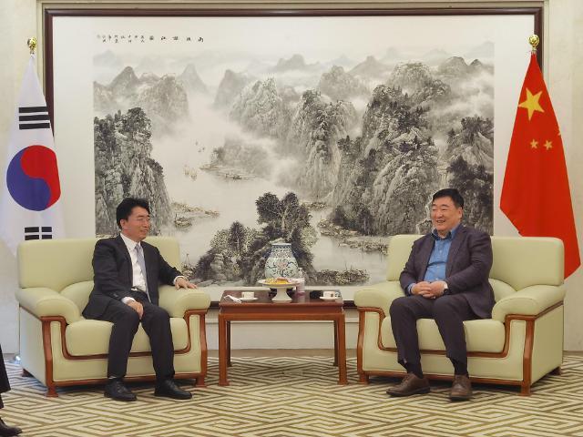 中韩合作新高度 长春开放新高地——中韩(长春)国际合作示范区建设稳步推进