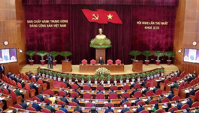 [2021 베트남 전당대회]당대회 폐막 하루 앞당겨...정치국원 18명 확정