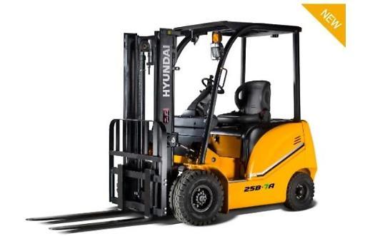 Hyundai Construction Equipment hợp tác với công ty xe nâng Trung Quốc