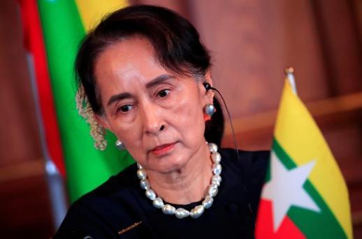 Cố vấn nhà nước Aung San Suu Kyi và các quan chức cấp cao trong đảng cầm quyền Myanmar bị bắt