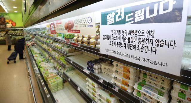 韩1月CPI同比涨0.6% 物价总水平低位运行