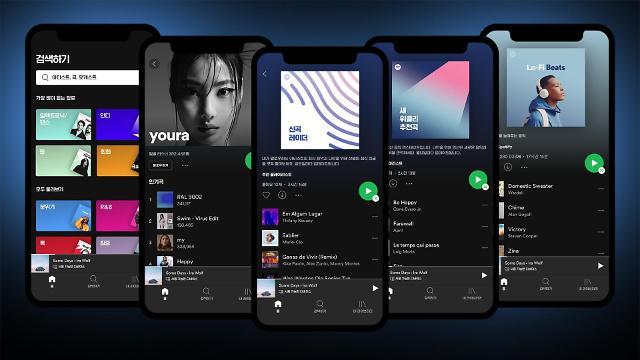 音乐流媒体平台声田正式登陆韩国