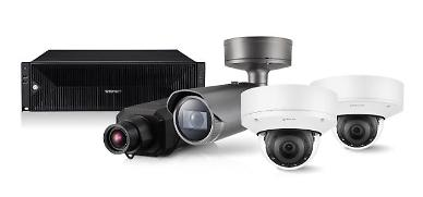 Thru cooperation with Intel, Hanwha Techwin develops new AI surveillance system.