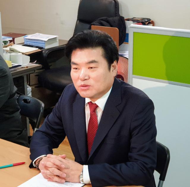 """원유철 """"한일 해저터널로 경제영토 확장해야"""""""