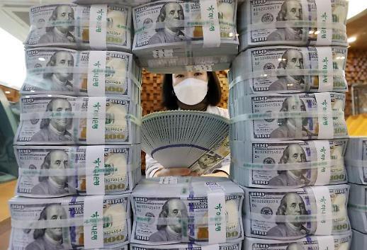 韩1月外储4427亿美元 时隔10个月减少