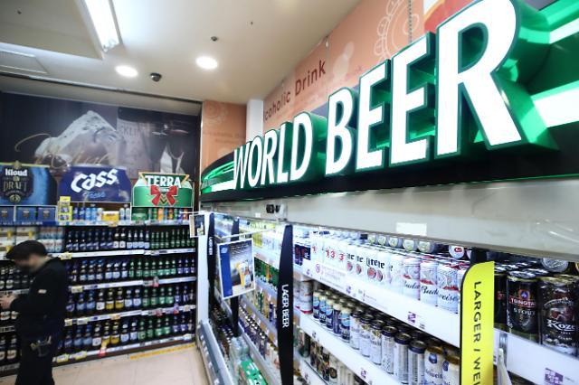 韩国3月起上调酒类产品税率 酒价变动引关注