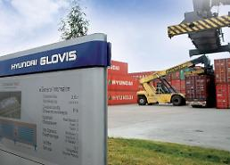 .Hyundai Glovis develops dedicated container to transport different types of spent batteries.