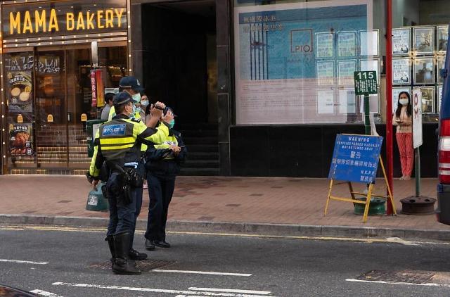 [NNA] 홍콩, 지난해 범죄인지건수 7% 증가... 최근 4년간 최다