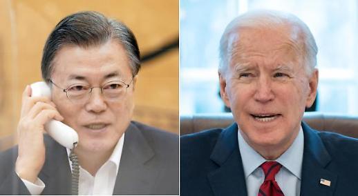 韩美首脑通话商定提升同盟关系 东北亚局势或再迎变局