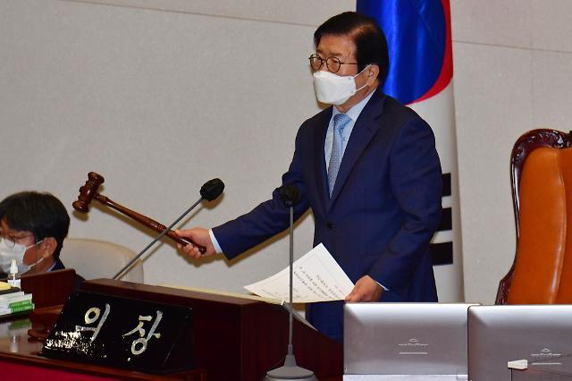 임성근 탄핵안 국회 본회의 가결…헌정사 최초