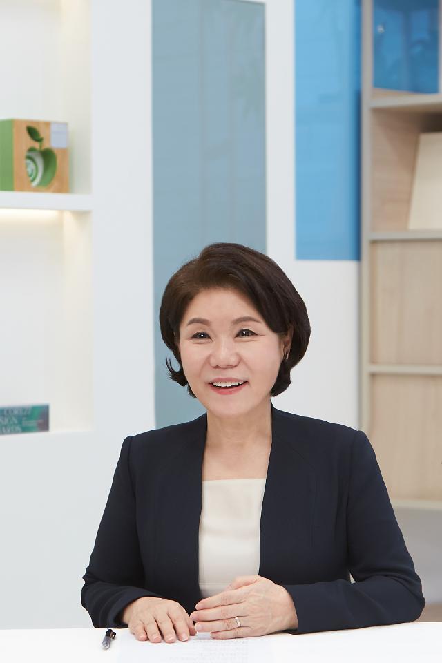 """[인터뷰] """"박영선 잡는 조은희…'정성의 행정' 보여드릴 것"""""""