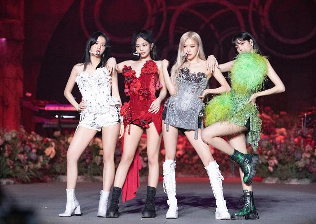 BLACKPINK set milestone in K-pop history first paid online concert