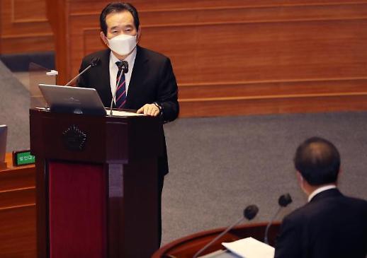 韩总理:习近平访韩与明年大选无关