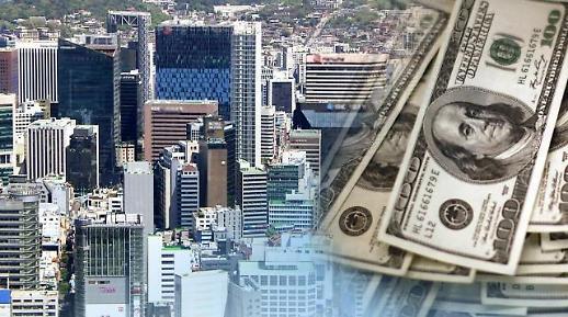 韩国2020年国际收支经常项目顺差753亿美元