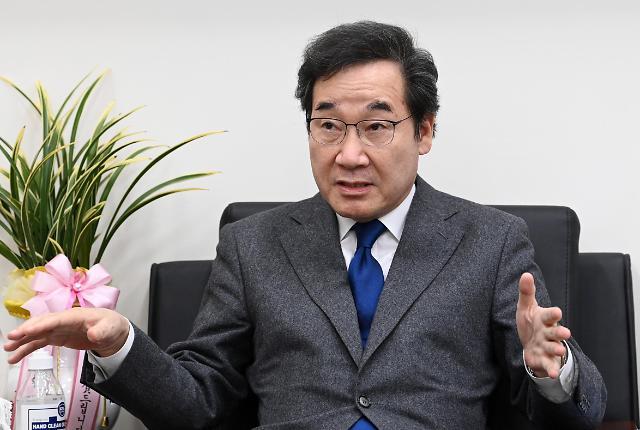 [단독] 이낙연 3월 7일 퇴임...與,김태년 권한대행 체제 전환