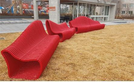 현대건설, 3D프린팅으로 비정형 건축구조물 만든다