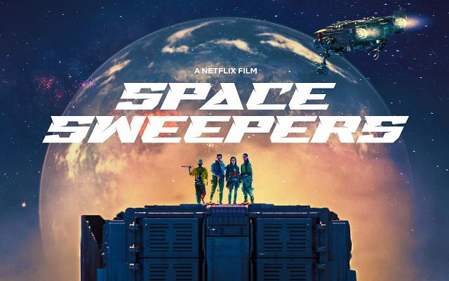 "S. Korean space opera film ""Space Sweepers"" mesmerizes global Netflix users"