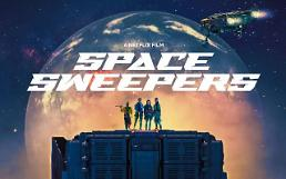 ".S. Korean space opera film ""Space Sweepers"" mesmerizes global Netflix users."