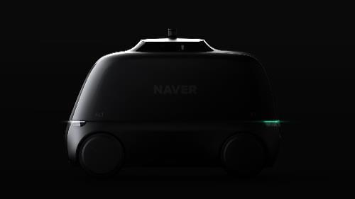 Navers AI wing to test on-road autonomous robot platform at test field