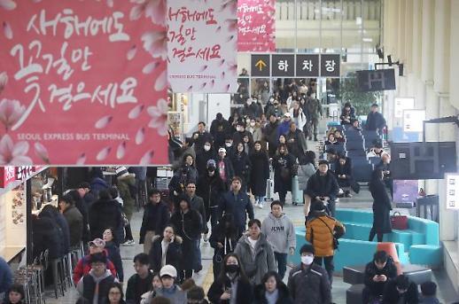 首尔市建议市民春节假期减少移动:今年公交运行时间不延长