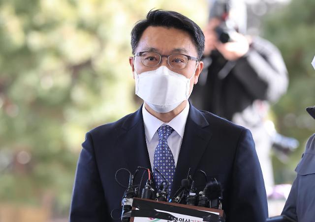 韩国新任法务部长官首次进行检察系统人事调动
