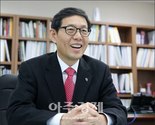 김용찬 충남행정부지사 충남도립대 총장 내정