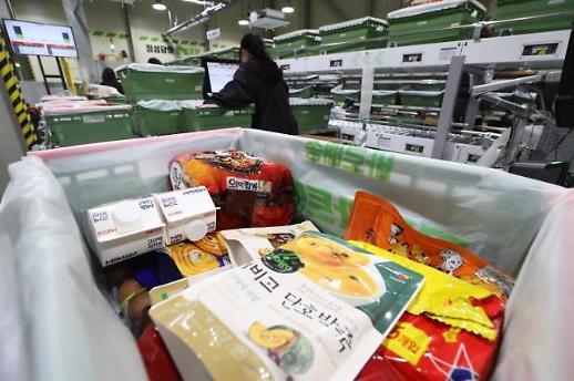 疫情下速食热销 韩食品企业过去一年赚得盆满钵满