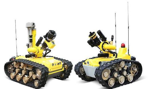 斗山创新携手中信重工 合作开发氢电池机器人