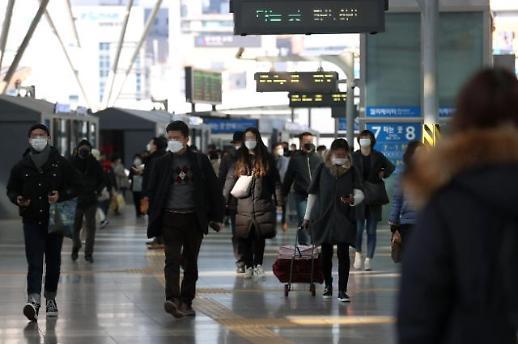 韩国春运悄然开始