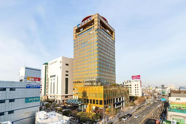 광주은행 지난해 당기순이익 1600억원 달성···국내 은행권 최고 자산건전성 유지
