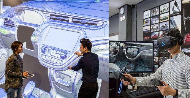GM의 핵심 연구개발 센터, 국내 신규 채용으로 디자인 역량 강화