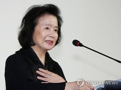 """윤정희 동생들 """"재산싸움 아니다...보살필 의지·계책 있다"""""""
