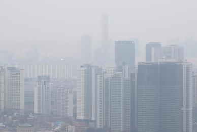 [내일 날씨] 설 연휴 첫날 '포근'…오전 '짙은 안개'