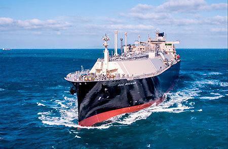 [NNA] 상선미쓰이, LNG선박 준공... 인도가스공사와 용선계약