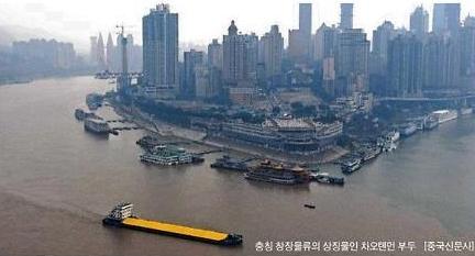 """[그래프로 보는 중국] """"베이징·상하이와 나란히"""" 3대 소비도시로 떠오른 충칭"""