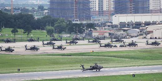 韩美联合军演3月启动 是否进行FOC验证成焦点